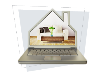 appartement en ligne
