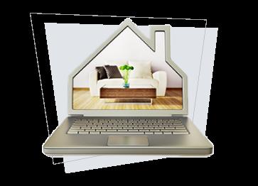 Appartements<br />en ligne