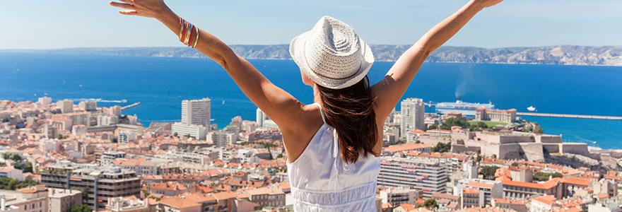 la destination Méditerranéenne des touristes